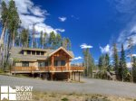 Big Sky Resort, Moonlight Mountain Home 6 Harvest Moon, Exterior, 1