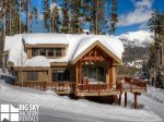 Big Sky Resort, Moonlight Mountain Home 6 Harvest Moon, Exterior, winter, 1