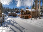 Big Sky Resort, Moonlight Mountain Home 6 Harvest Moon, Exterior, winter, 3
