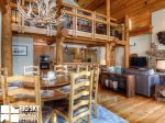 Big Sky Resort, Moonlight Penthouse 3, Moonlight Lodge, Dining, 3