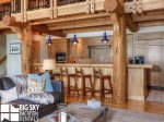 Big Sky Resort, Moonlight Penthouse 3, Moonlight Lodge, Kitchen, 1