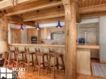 Big Sky Resort, Moonlight Penthouse 3, Moonlight Lodge, Kitchen, 2
