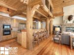 Big Sky Resort, Moonlight Penthouse 3, Moonlight Lodge, Kitchen, 3