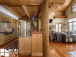 Big Sky Resort, Moonlight Penthouse 3, Moonlight Lodge, Kitchen, 5