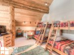 Big Sky Resort, Moonlight Penthouse 3, Loft Sleeping, 2