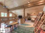 Big Sky Resort, Moonlight Penthouse 3, Loft Sleeping, 3