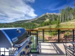 Big Sky Resort, Moonlight Penthouse 3, Deck, 4