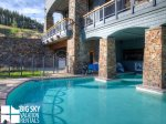 Big Sky Resort, Moonlight Penthouse 3, Shared Swimming Pool, 2