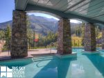 Big Sky Resort, Moonlight Penthouse 3, Shared Swimming Pool, 3