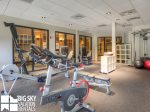 Big Sky Resort, Moonlight Penthouse 3, Moonlight Lodge Gym, 1