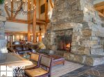 Big Sky Resort, Moonlight Penthouse 3, Moonlight Lodge Interior, 2
