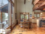 Big Sky Mountain Village Rental, Moosewood Meadows A, Dining, 4