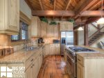 Big Sky Mountain Village Rental, Moosewood Meadows A, Kitchen, 3