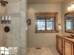 Big Sky Mountain Village Rental, Moosewood Meadows A, Guest Bathroom, 2