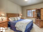 Big Sky Mountain Village Rental, Moosewood Meadows A, Bedroom 1, 2