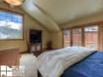 Big Sky Mountain Village Rental, Moosewood Meadows A, Bedroom 4, 5