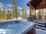 Big Sky Mountain Village Rental, Moosewood Meadows A, Private Hot Tub, 1