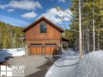 Big Sky Mountain Village Rental, Moosewood Meadows A, Exterior, 4