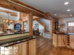 Big Sky Resort, Powder Ridge Chief Gull 3, Kitchen, 5