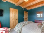 Big Sky Resort, Powder Ridge Chief Gull 3, Bedroom 1, 4