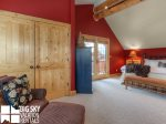 Big Sky Resort, Powder Ridge Chief Gull 3, Bedroom 3, 3