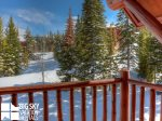 Big Sky Resort, Powder Ridge Chief Gull 3, Bedroom 4 Private Deck, 1