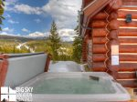 Big Sky Resort, Powder Ridge Chief Gull 3, Private Hot Tub, 1