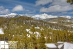 Big Sky Resort, Powder Ridge Chief Gull 3, View, 1
