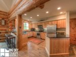 Big Sky Resort, Powder Ridge Chief Gull 5, Kitchen, 2