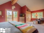 Big Sky Resort, Powder Ridge Chief Gull 5, Bedroom 3, 2