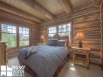Ski In Ski Out Big Sky, Powder Ridge Manitou 7, Bedroom 1, 1