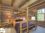 Ski In Ski Out Big Sky, Powder Ridge Manitou 7, Bedroom 2, 1