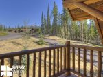 Ski In Ski Out Big Sky, Powder Ridge Manitou 7, Bedroom 4 Deck, 1