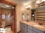 Ski In Ski Out Big Sky, Powder Ridge Manitou 7, Bedroom 4 Bathroom, 1