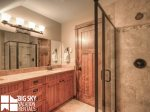 Ski In Ski Out Big Sky, Powder Ridge Manitou 7, Bedroom 4 Bathroom, 2
