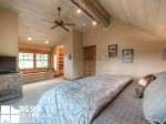 Ski In Ski Out Big Sky, Powder Ridge Manitou 7, Bedroom 5, 4