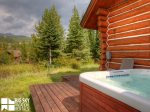 Big Sky Resort, Powder Ridge 7 Moose Ridge, Private Hot Tub