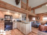 Big Sky Resort, Powder Ridge 1C Red Cloud, Kitchen, 1