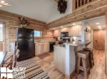 Big Sky Resort, Powder Ridge 1C Red Cloud, Kitchen, 2