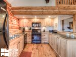 Big Sky Resort, Powder Ridge 1C Red Cloud, Kitchen, 3