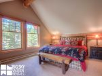 Big Sky Resort, Powder Ridge 1C Red Cloud, Bedroom 4, 1