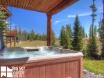 Big Sky Resort, Powder Ridge 1C Red Cloud, Private Hot Tub, 1
