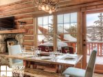 Big Sky Resort, Powder Ridge Red Cloud 4, Dining, 3