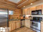 Big Sky Resort, Powder Ridge Red Cloud 4, Kitchen, 3