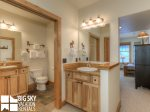 Big Sky Resort, Powder Ridge Red Cloud 4, Bedroom 3 Bathroom, 1