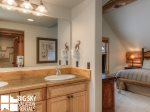 Big Sky Resort, Powder Ridge Red Cloud 4, Bedroom 4 Bathroom, 1