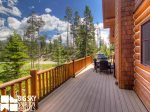 Big Sky Resort, Powder Ridge Red Cloud 4, Private Deck, 1