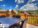 Big Sky Resort, Powder Ridge Red Cloud 4, Private Deck, 2