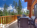 Big Sky Resort, Powder Ridge Red Cloud 4, Private Deck, 3