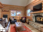 Big Sky Resort, Powder Ridge Red Cloud 4, Living, 1